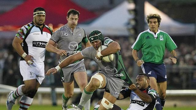 RaboDirect Pro12 - Muldoon pens Connacht extension