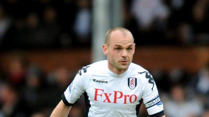 Blackburn have signed midfielder Danny Murphy from Fulham on a two-year deal
