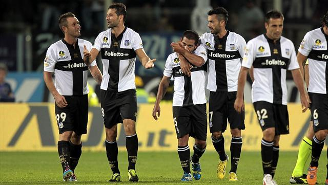 Serie A - Last-gasp Parma hold Fiorentina in thriller