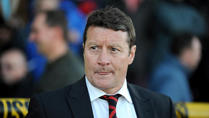 Danny Wilson felt his team were in total control