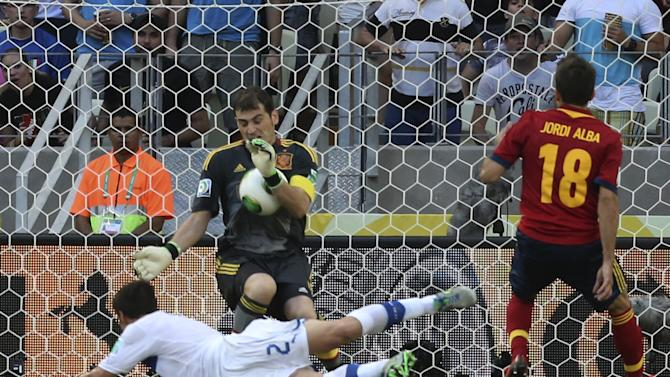 Brazil Soccer Confed Cup Spain Italy