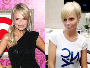 """Kristin Chenoweth Reveals New Pixie Cut, Hairstylist Says She's """"in Love"""" With the Look"""