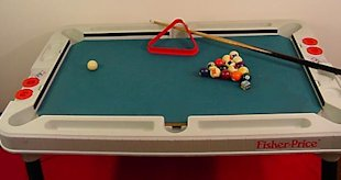 Fisher-Price 3-in-1 Tournament Table