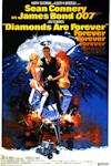Poster of Diamonds Are Forever