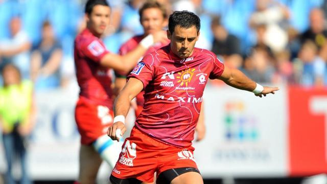 Top 14 - Montpellier beat Toulouse to boost play-off hopes