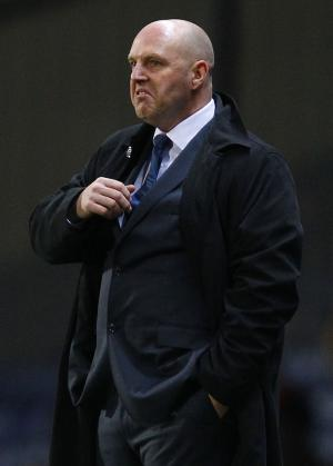 Steve Kean said he understands Rovers' fans frustrations after their defeat against Middlesbrough