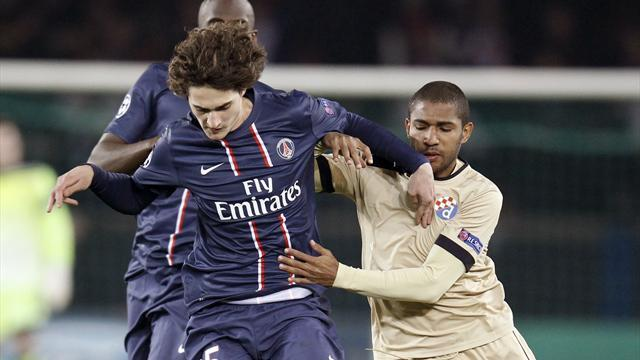 Ligue 1 - PSG loan out Rabiot and Bodmer
