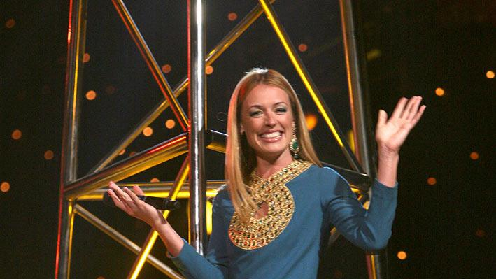"Cat Deeley was perhaps inspired by Cleopatra when she announced ""So You Think You Can Dance"" Season 5's Top 10 because her retro outfit consisted of a vintage dress, gigantic Melinda Maria earrings, and golden Sergio Rossi heels."