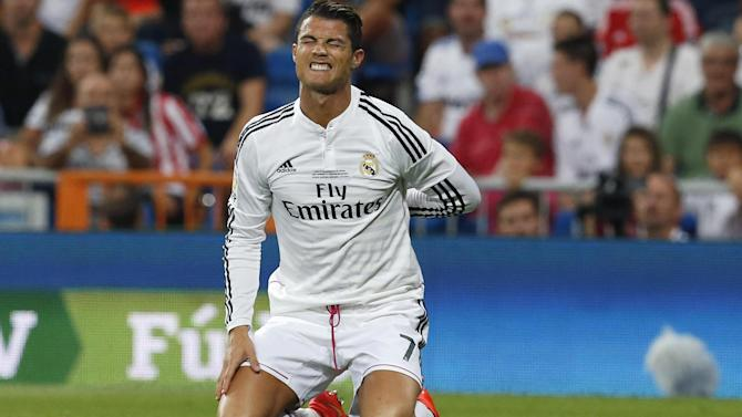 Liga - 'Rested' Ronaldo out of Real Madrid game