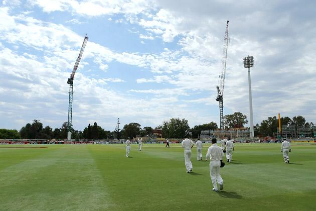 Australia v South Africa - Second Test: Day 5