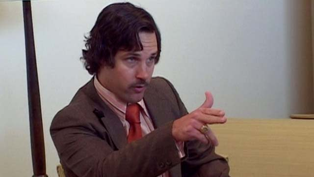 'Anchorman' Blu-ray Exclusive: Rudd's Audition