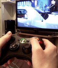 GTA 4 XBOX 360 screenshot
