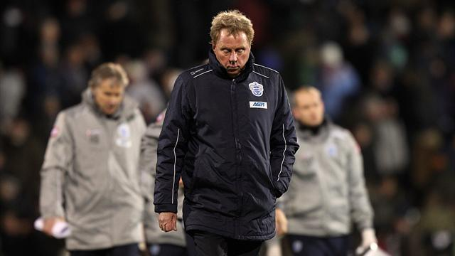 Premier League - Redknapp refusing to give up hope