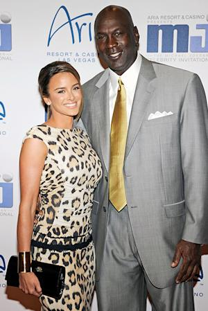 Michael Jordan, Wife Yvette Preito Expecting First Child Seven Months After Tying the Knot