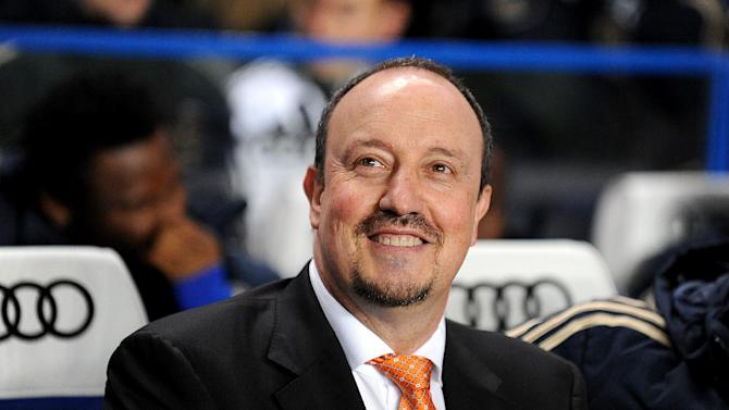 Rafael Benitez has no intention of indulging in wild goal celebrations