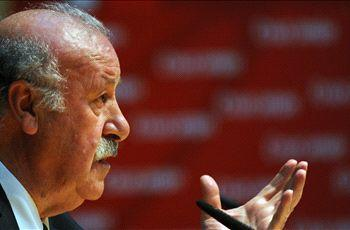 Spain must improve - Del Bosque