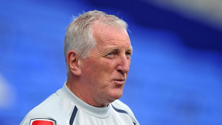 Ronnie Moore wants Tranmere fans to be patient