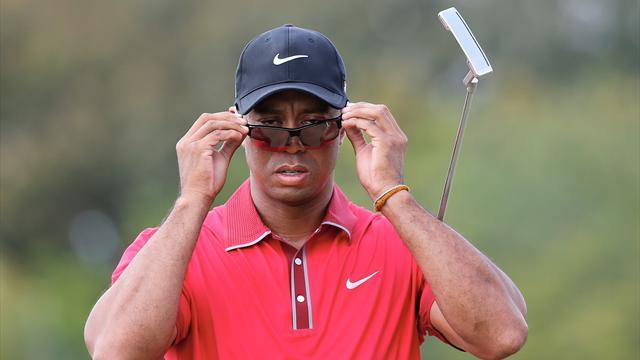 Golf - Rehabbing Woods still unsure about return date
