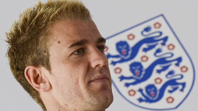 Hart: I'm not the best goalkeeper in world