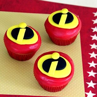 You will feel like a super hero after you tackle this cupcake recipe!
