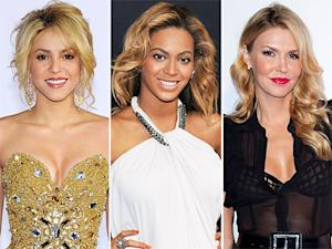 """Shakira Has Baby Boy Milan, Beyonce Lip-Synched at Inauguration, Brandi Glanville Calls LeAnn """"Insane"""": Top 5 Stories of Today"""