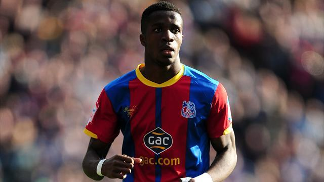Championship - United confirm Zaha deal