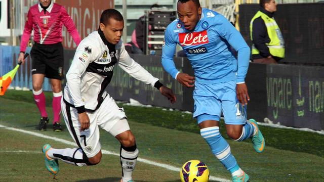 Serie A - Italian transfer news: Juve reject Napoli bid for Zuniga