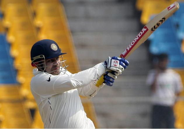 Second Test - India v South Africa: Day 3
