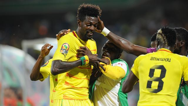African Cup of Nations - Group D: Togo v Tunisia LIVE