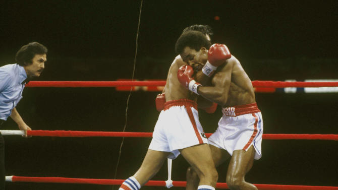 Roberto Duran vs. Sugar Ray Leonard