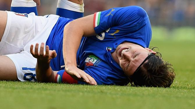 World Cup - Montolivo faces six months out
