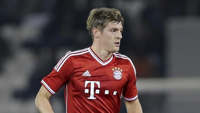 Bundesliga - Lahm: Kroos must accept spell on the bench