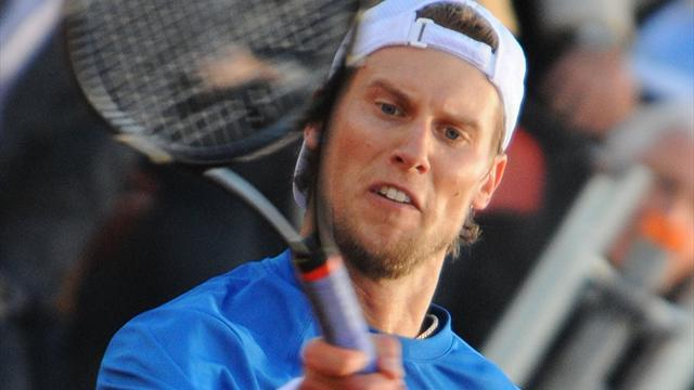 Davis Cup - Italy through to semis as Seppi downs Ward