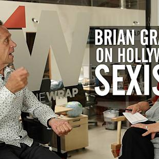 Brian Grazer on Hollywood Ageism, Sexism: 'Unfair, Illogical and Prejudicial' (Video)
