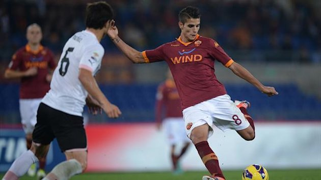 FOOTBALL - 2012/2013 - AS Roma - Lamela