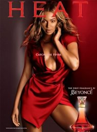 Beyonce's new best-selling fragrance for Cody