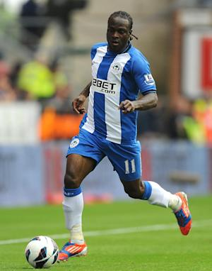 Victor Moses has been linked with a move to Chelsea
