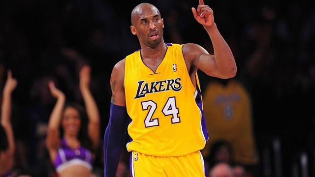 NBA - Kobe and resurgent Lakers silence Thunder