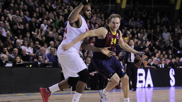 Basketball - Barca cut Armani down to size as CSKA scrape through