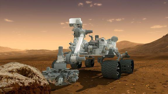 What If the Curiosity Rover Finds Life on Mars?