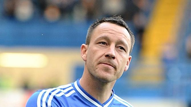 Premier League - Terry targets Chelsea title triumph
