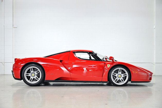 Ferrari Enzo Profile photo