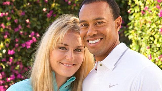 Lindsey Vonn & Tiger Woods Confirm Relationship