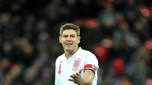 World Cup - Gerrard expects intimidating match in Montenegro