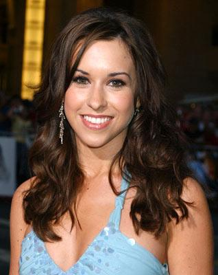 Premiere: Lacey Chabert at the Hollywood premiere of Paramount Pictures' Sky Captain and the World of Tomorrow - 9/14/2004