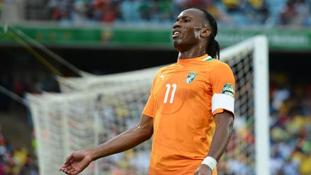 World Cup - Drogba back in Ivory Coast side for Mexico match
