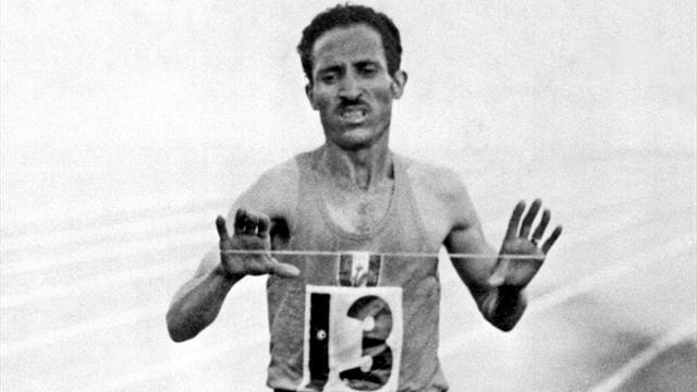 Athletics - Former Olympic champion Mimoun dies at 92