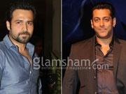 Salman is missing the fun of 'Serial Kissing' says Emraan