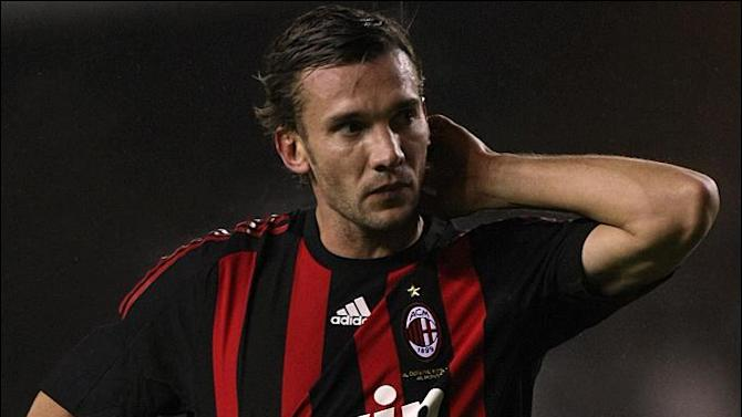 Shevchenko: Berlusconi should leave AC Milan