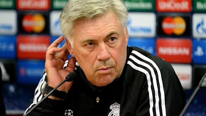Serie A - Carlo Ancelotti rules out move to Milan or England due to spinal operation